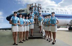 石家庄东华铁路学校航空服务专业