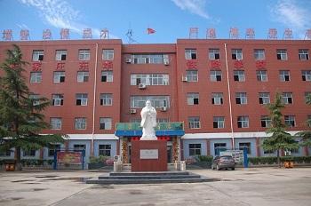石家庄东华铁路学校教学楼
